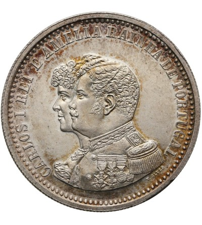 Portugalia 500 Reis 1898