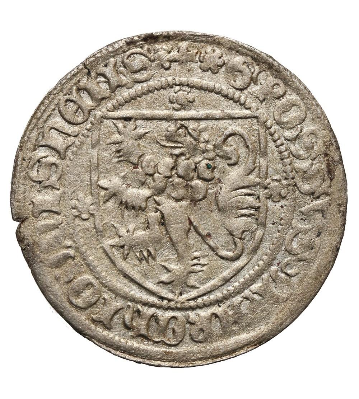Saksonia grosz bez daty (1390-1393), Miśnia