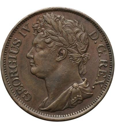 Irlandia 1 Penny 1822