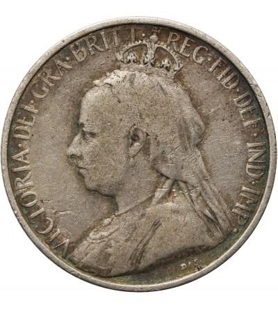 Cypr 4 1/2 piastry 1901