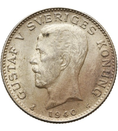 Szwecja 1 korona 1940