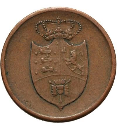 Dania 4 Skilling 1815
