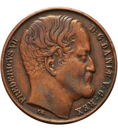 Dania 1 Rigsbankskilling 1852