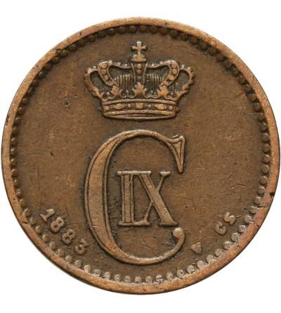 Denmark Ore 1883 CS