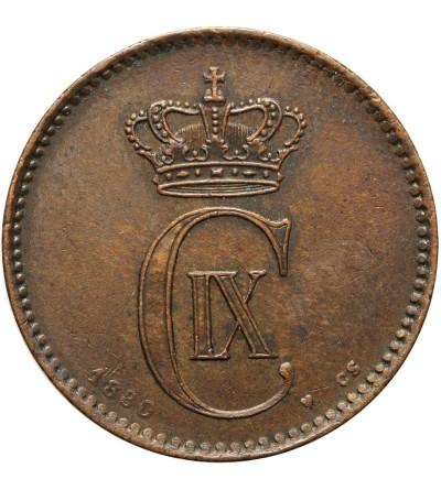 Denmark 2 Ore 1880 CS