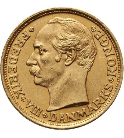Denmark 10 Kroner 1909 VBP