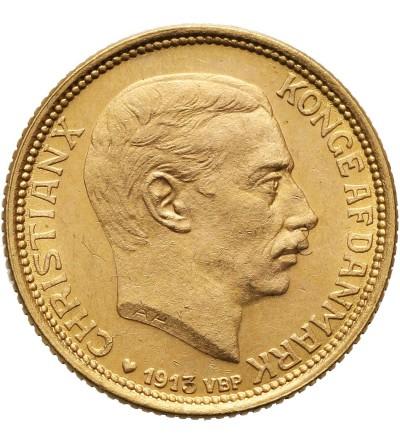Dania 10 koron 1913