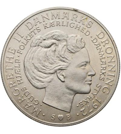 Denmark 10 Kroner 1972