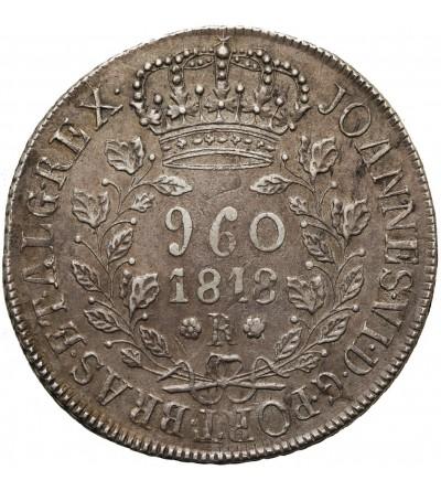 Brazylia 960 Reis 1818 R