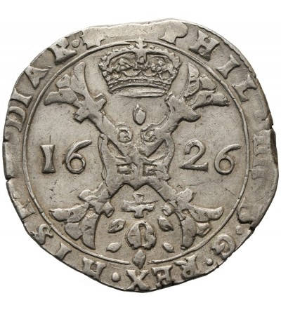 Burgundy Taler (Patagon) 1626, Dole
