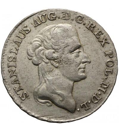 8 Groszy (2 Zlote) 1787, Warsaw mint