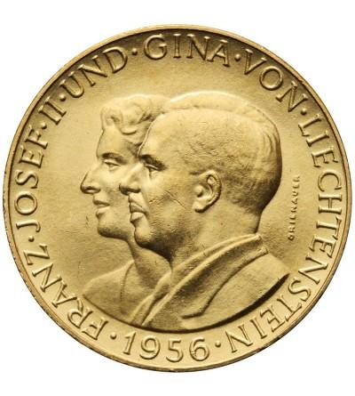 Liechtenstein 50 franków 1956