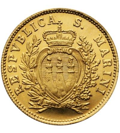 San Marino 2 scudi 1975
