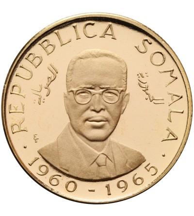 Somalia 20 szylingów (scellini) 1965 - Proof