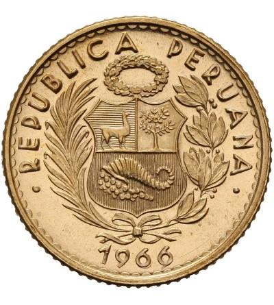 Peru 10 Soles 1966