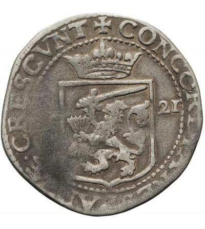 Netherlands 1/2 Rijksdaalder 1621, West Friesland