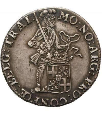 Niderlandy - Republika batavska. Talar (Zilveren Dukaat) 1804, Utrecht