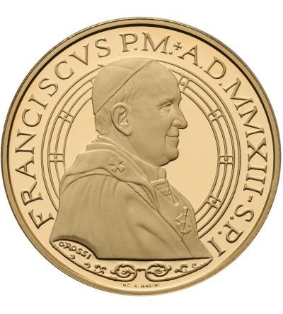 Vatican 50 Euro 2013, Francesco I - Proof