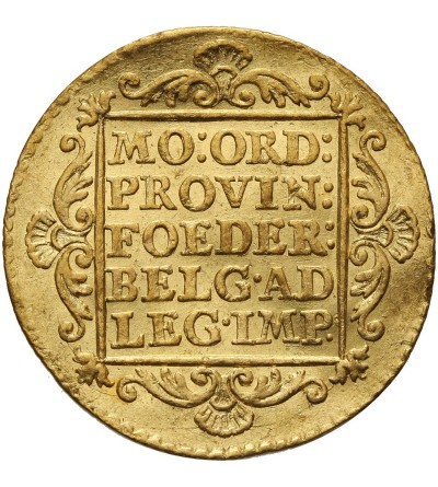 Netherlands. Ducat 1758, Utrecht