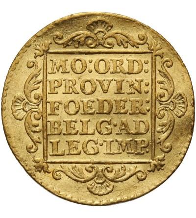Niderlandy. Dukat 1758, Utrecht