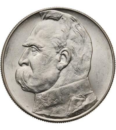 10 złotych 1938, Józef Piłsudski
