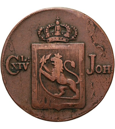 Norway Skilling 1820
