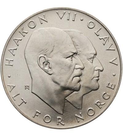 Norwegia 25 koron 1970