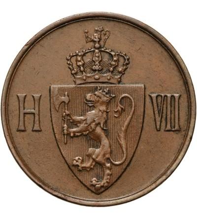 Norwegia 5 Ore 1907