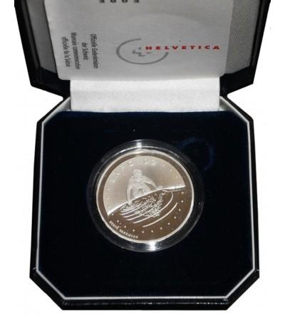 Switzerland 20 Francs 2002, Expo 2002