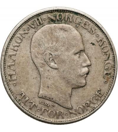 Norway 50 Ore 1914