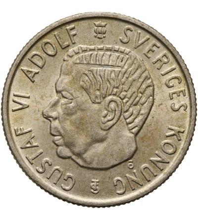 Szwecja 2 korony 1954 ST