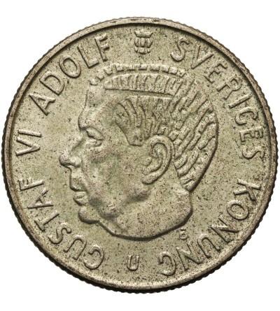 Szwecja 2 korony 1966 U