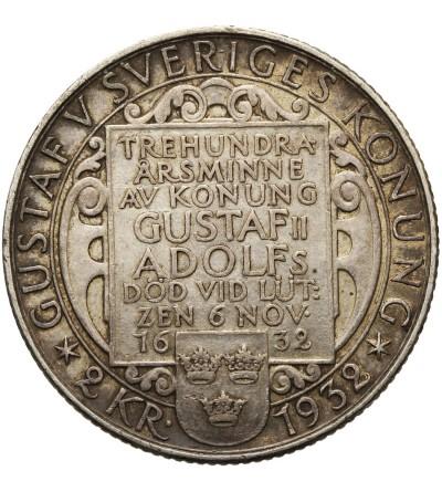 Szwecja 2 korony 1932
