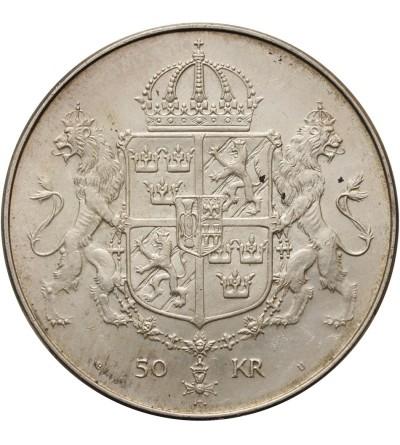 Szwecja 50 koron 1976