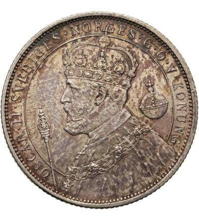 Szwecja 2 korony 1897