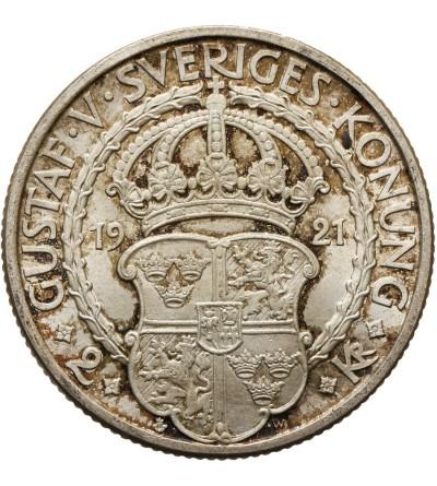 Szwecja 2 korony 1921
