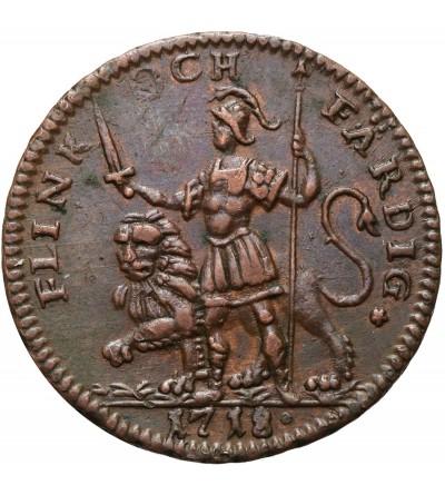 Sweden Daler 1718 S.M.