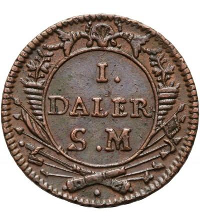 Szwecja 1 Daler 1718 S.M.