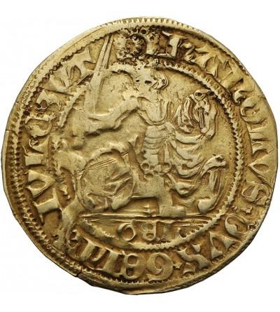 Niderlandy. Geldria floren bez daty, Karl von Egmond 1492-1538