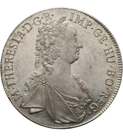 Austria Talar 1762, Hall, Maria Teresa 1740-1780