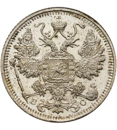 Rosja 15 kopiejek 1913 BC, St. Petersburg