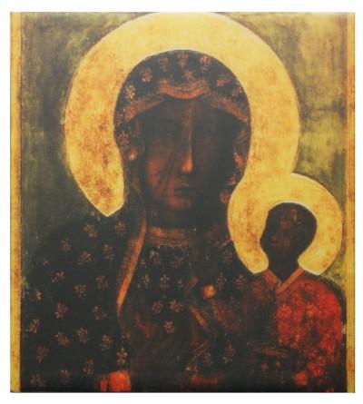 Tokelau 2 dolary 2015, Obraz Matki Boskiej Częstochowskiej