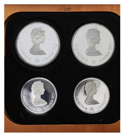 Canada Olimpic Proof set 5 i 10 Dollars 1975, Montreal 1976
