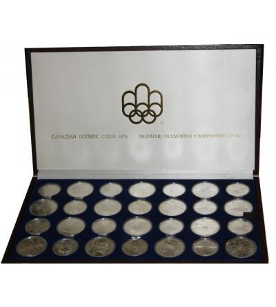 Canada Olympic set 1975, Montreal 1976 - 28 pcs.