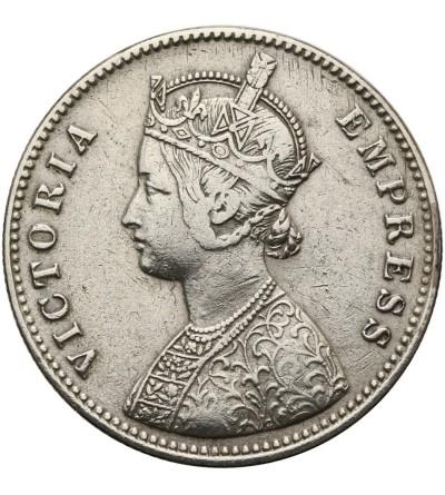 Indie - Alwar 1 rupia 1878