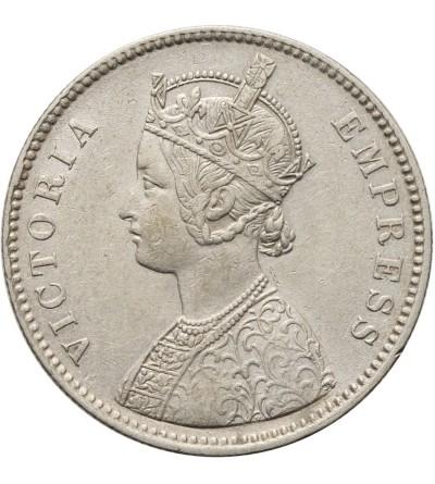 Indie - Alwar 1 rupia 1882