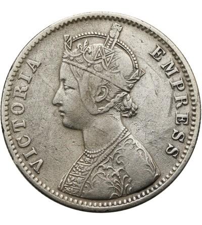 Indie - Alwar 1 rupia 1891