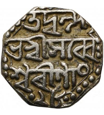Indie - Assam 1/4 rupii 1743