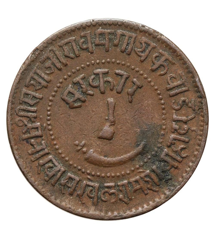 Indie - Baroda 1 paisa 1883