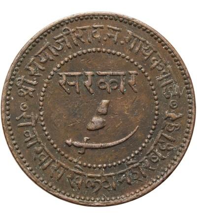 Indie - Baroda 1 paisa 1890